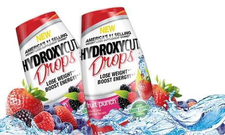 Buy 1 Get 1 Free: Hydroxycut Fruit Punch Drop (2-Pk)