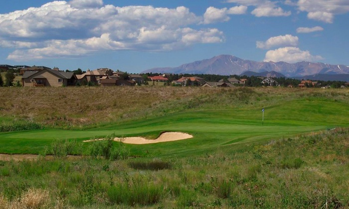 King's Deer Golf Club - Black Forest-Peyton: $189 for Six Rounds of Golf, Five Lessons, and One Hybrid Golf Club at King's Deer Golf Club ($756 Value)