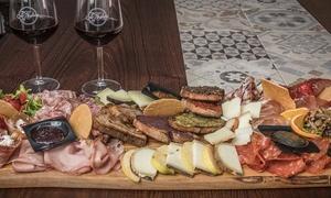 Il Tagliere Toscano: Degustazione di salumi e formaggi DOP con vini abbinati al Tagliere Toscano, Piazza Navona (sconto fino a 58%)