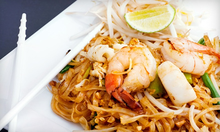 Royal Thai Cuisine - Greenbrier West: $10 for $20 Worth of Thai Dinner Fare at Royal Thai Cuisine in Chesapeake