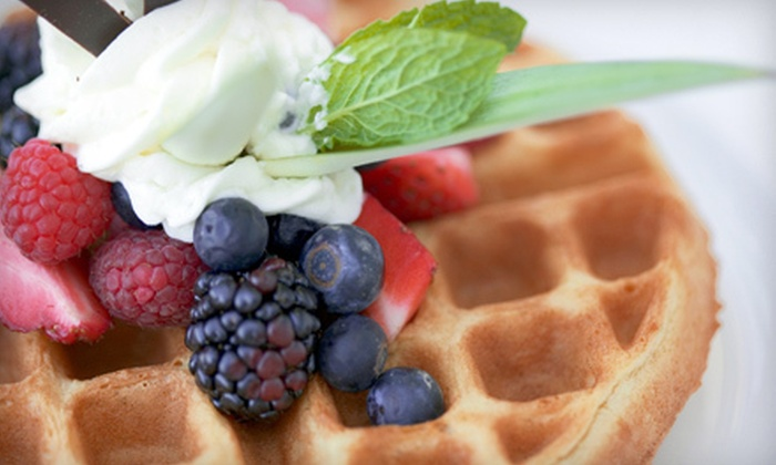 Cypress Creek Country Club - Cypress Creek: American Breakfast or Lunch Fare for Two at Cypress Creek Country Club in Boynton Beach (Up to 63% Off)