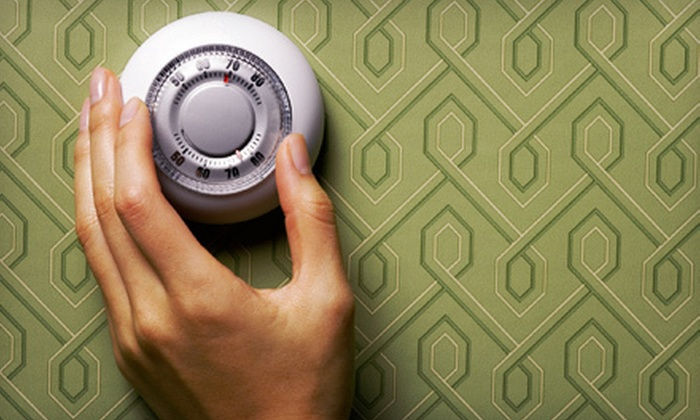 Service Heating & Air Conditioning - Ridgedale - Oak Grove - Clifton Hills: $30 for a Furnace or Air-Conditioner Safety Inspection and Tune-Up from Service Heating & Air Conditioning ($89 Value)