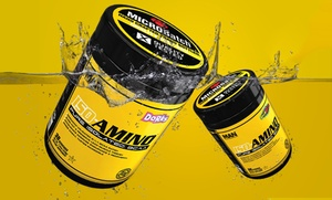 Man Sports Iso-Amino Workout Supplement