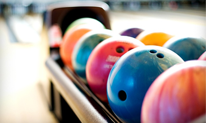 The Bowling Barn - Big Bear Lake: $20 for One Hour of Bowling and Shoe Rentals for Up to Four at The Bowling Barn in Big Bear Lake (Up to $41 Value)
