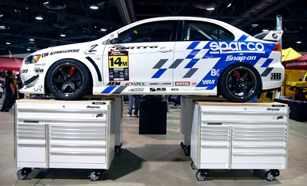 SPOCOM Auto Show at the Anaheim Convention Center on Sat., Aug. 6 at 4PM: General Admission - SpoCom Auto Show at the Anaheim Convention Center  in Anaheim