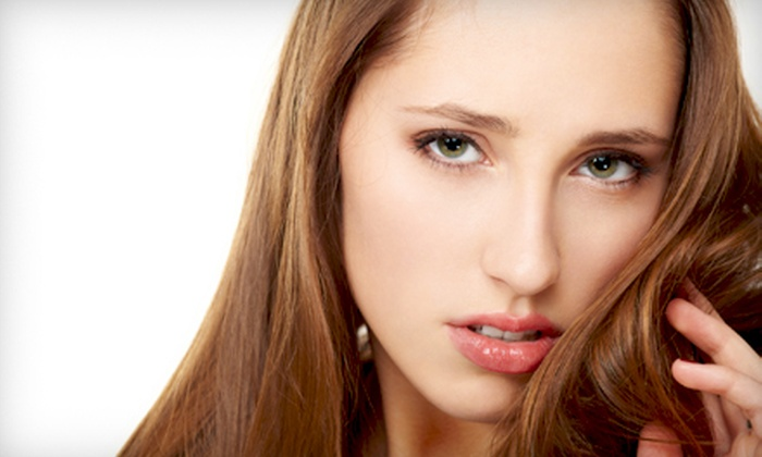 Thru Luna's Eyes - Downtown Ferndale: $130 for a Keratin Hair Treatment at Thru Luna's Eyes in Ferndale (Up to $300 Value)