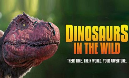 image for Dinosaurs in the Wild, 3 November–17 December at EventCity (Up to 31% Off)