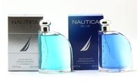 Nautica Classic or Blue Eau de Toilette for Men (3.4 Fl. Oz.)