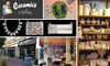 Ceramics in the City - Uptown: Paint Pottery, Make Sterling Silver Jewelry, or Design T-Shirts at Ceramics in the City