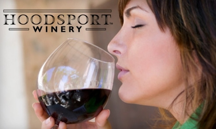 Hoodsport Winery - Olympic: $15 for a Wine Tasting for Two ($30 Value) or $62 for Two Bottles of Pinot Noir and a Box of Truffles ($120.93 Value) at Hoodsport Winery in Hoodsport