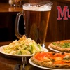 Up to 57% Off Mullets' Pizza and Drinks