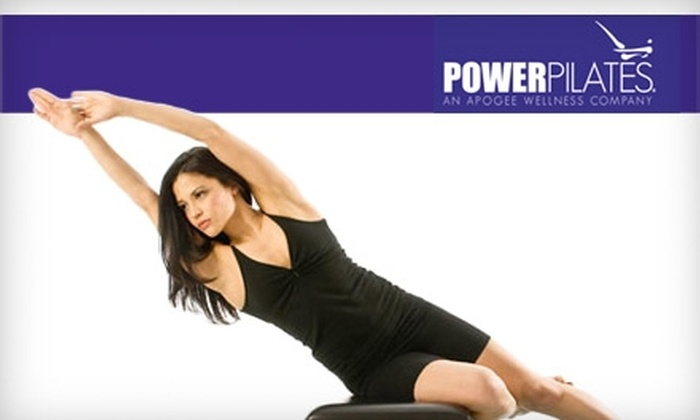 Power Pilates - Multiple Locations: $40 for Two Weeks of Unlimited Mat Pilates or Beach Body Bootcamp Classes at Power Pilates