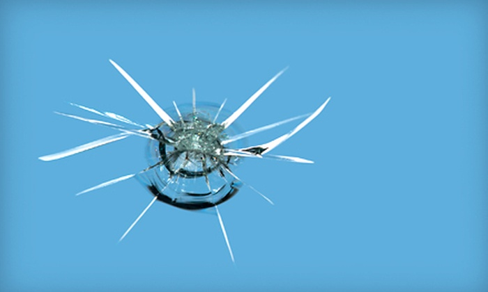 KC Autoglass - Kansas City: Mobile Windshield-Chip Repair for One or Two Chips from KC Autoglass (55% Off)