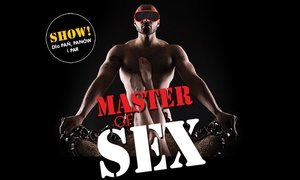 "Go Big Events: Seans ""Master of SEX"" Grzegorza Kordka za 49,99 zł z Go Big Events – 7 miast"