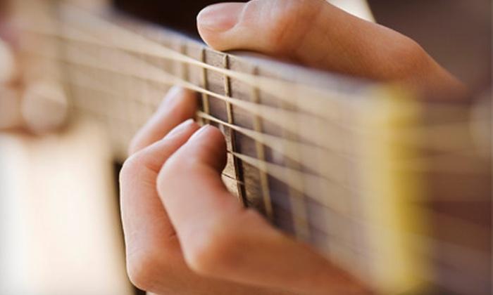 Allegro Music Inc. - Millrise: $49 for Four Private Music Lessons at Allegro Music Inc. ($100 Value)