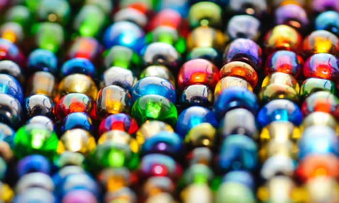 Armstrong Glass Company - Kennesaw: $35 for a Fused-Glass Jewelry Class at Armstrong Glass Company in Kennesaw ($70 Value)