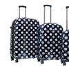 Montego Bay 3-Piece Spinner Hardcase Luggage Set