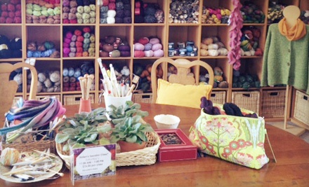 Three Knitting Classes Plus a 10% Discount on Merchandise (a $45 value) - Yarnover in Avon