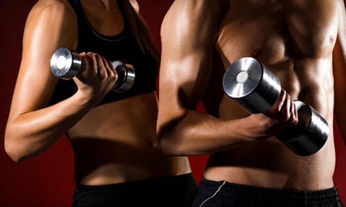 Uptown Throw-Down - Northville: $20 for Five Classes at Uptown Body Fitness in Northville (Up to $125 Value)