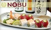 Nobu Solano Beach - OOB - Encinitas: $15 for $35 Worth of Japanese Cuisine and Drinks at Nobu Gourmet Japanese Restaurant in Solana Beach