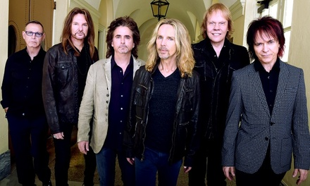 Styx / Joan Jett & The Blackhearts with special guests Tesla on Saturday, July 7, at 7 p.m.