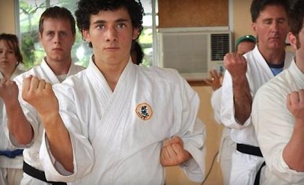 Tallack Martial Arts - Tallack Martial Arts in Kingston