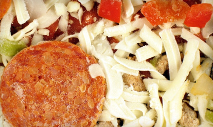 Beto's Pizza - Beechville: $10 for $20 Worth of Pizza and Hoagies at Beto's Pizza