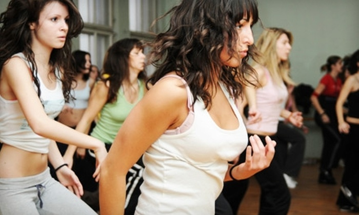 Nicole at the Alta House - Cleveland: $15 for Seven Drop-In Zumba Fitness Classes with Nicole at the Alta House (Up to $35 Value)