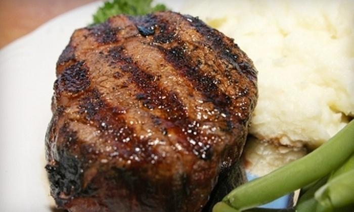 Sam's Steakhouse - Grantwood Village: $20 for $40 Worth of Steakhouse Fare at Sam's Steakhouse