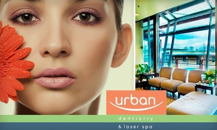 Urban Dentistry & Laser Spa - St. Edwards: $129 for Choice of Botox Treatment, Photofacial, or Two Microdermabrasion Treatments at Urban Dentistry & Laser Spa (Up to $400 Value)