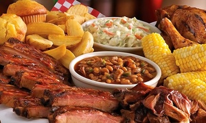 Famous Dave's BBQ: Barbecue and Sides for Dine-in or Carryout Service at Famous Dave's (Up to 35% Off)