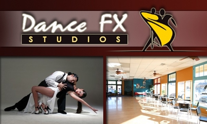 Dance FX Studios - Dobson Ranch: $35 for Five Adult Dance Classes at Dance FX Studios