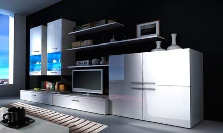 entertainment storage unit