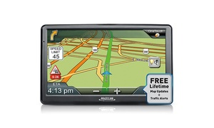 Magellan RoadMate 9612T-LM GPS Navigation (Refurbished)