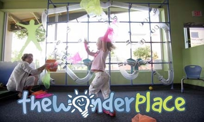 The Wonder Place - Little Rock: $5 for Admission for Two to The Wonder Place ($14 Value)