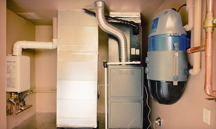 Fresh Air Furnace Services - Calgary: C$55 for a Residential Furnace-and-Duct-Cleaning Package from Fresh Air Furnace Services (C$139.50 Value)