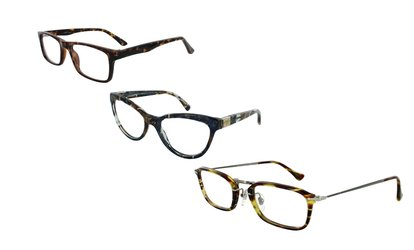 image for Complete Pair of US-Made Prescription Glasses from OvernightGlasses.com (35% Off). Shipping Included.