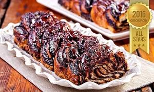 קיורטוש- חנות המפעל: יום הולדת 10 לקריוטוש בגרופון: עוגת שמרים לבחירה ממגוון טעמים, בחנות המפעל בסגולה, רק ב-25 ₪!