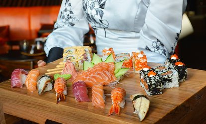 Up to AED 300 Toward Asian Food and Drinks at Smoking Doll, Two Mall Locations (Up to 46% Off)
