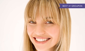 Hairotic Too Salon and Spa: Haircut with Options for Partial or Full Highlights at Hairotic Too Salon and Spa (Up to 54% Off)
