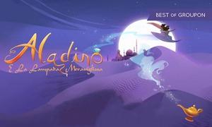 Aladino e la Lampada Magica a Torino: Aladino e la Lampada meravigliosa, il 13 e il 14 maggio al Teatro Alfieri di Torino (sconto 40%)