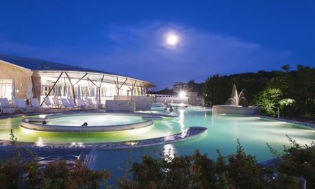 Chianciano Terme: fino a 3 notti con colazione e 1 cena per 2 persone all'Hotel Hermitage