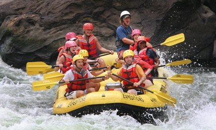 Two-Night Rafting and Camping Trip with Optional Zipline Experience from USA Raft (Up to 42% Off)