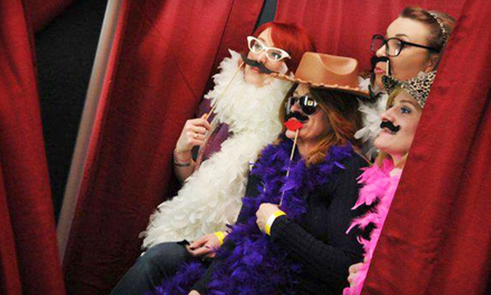 Becerra's Photobooth - Inland Empire: $399 for a Two-Hour Photo-Booth Rental from Becerra's Photobooth ($799 Value)