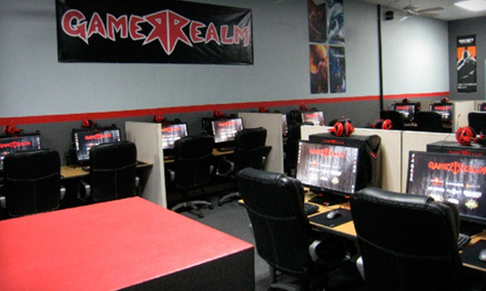 Gamer Realm - Mission Viejo: All-Day Gaming Passes for Two or Four at Gamer Realm (Half Off)