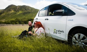 Co-wheels Car Club: Car Rental in Cumbria - Free Membership With £10 Driving Credit (71% Off)