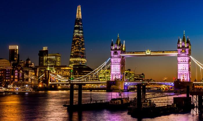 London breaks
