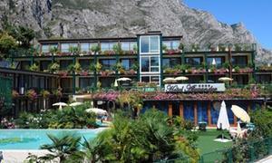 Spa Hotel Alexander (Limone sul Garda): Percorso benessere e pizza per 2 o 4 persone presso l'Hotel Ristorante centro benessere Alexander, vista lago di Garda