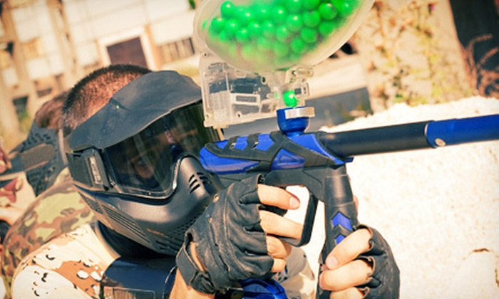 Performance Paintball - Rochester: Paintball Package for Two or Four People with Equipment at Performance Paintball (Up to 56% Off)