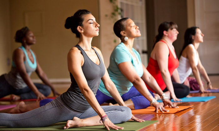 Yoga alexandria mn
